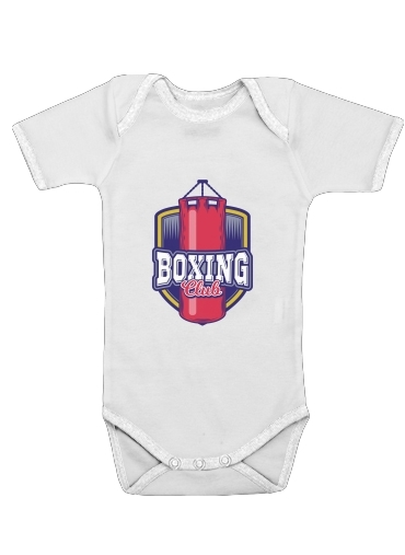 Onesies Baby Boxing Club