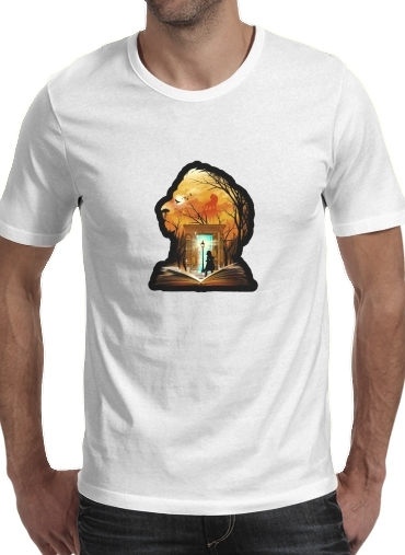T-Shirts Narnia BookArt