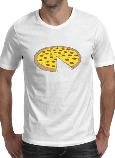 T-Shirts Pizza Delicious