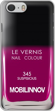 Nail Polish 345 SUSPISIOUS skal för Iphone 6 4.7