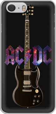 AcDc Guitare Gibson Angus skal för Iphone 6 4.7