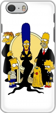 skal Adams Familly x Simpsons for Iphone 6 4.7