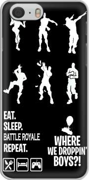 skal Battle Royal FN Eat Sleap Repeat Dance for Iphone 6 4.7