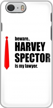 skal Beware Harvey Spector is my lawyer Suits for Iphone 6 4.7