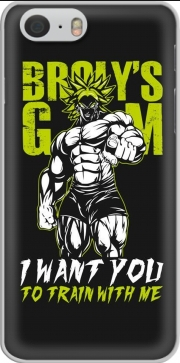 skal Broly Training Gym for Iphone 6 4.7