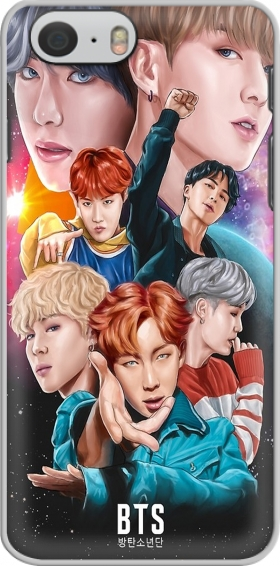 skal BTS DNA FanArt för Iphone 6 4.7