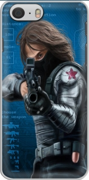 skal Bucky Barnes Aka Winter Soldier for Iphone 6 4.7