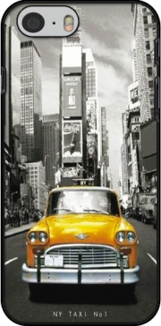 Yellow taxi City of New York City skal för Iphone 6 4.7