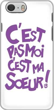 skal Cest pas moi cest ma soeur for Iphone 6 4.7