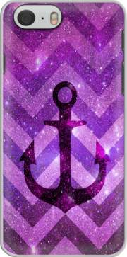 Anchor Chevron Purple skal för Iphone 6 4.7