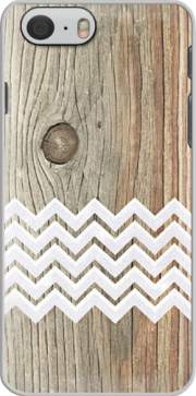 Chevron on wood skal för Iphone 6 4.7