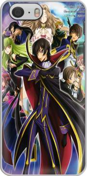 Code Geass skal för Iphone 6 4.7