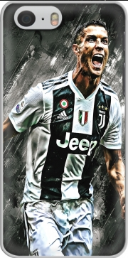skal Cr7 Juventus Painting Art for Iphone 6 4.7