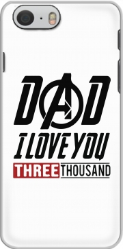 skal Dad i love you three thousand Avengers Endgame for Iphone 6 4.7