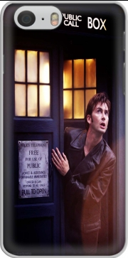 skal David Tennant Police Box for Iphone 6 4.7