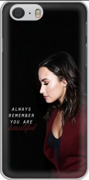 skal Demi Lovato Always remember you are beautiful for Iphone 6 4.7