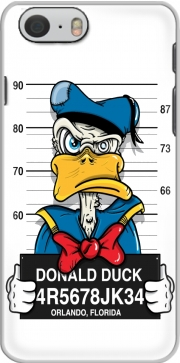 skal Donald Duck Crazy Jail Prison for Iphone 6 4.7