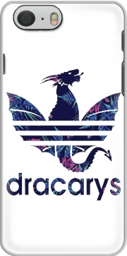 skal Dracarys Floral Blue for Iphone 6 4.7