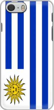 flag of Uruguay skal för Iphone 6 4.7
