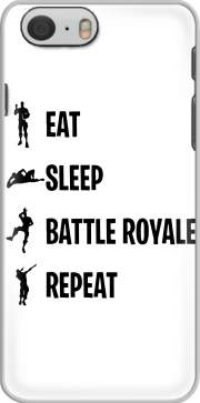 skal Eat Sleep Battle Royale Repeat for Iphone 6 4.7