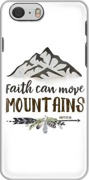skal Faith can move montains Matt 17v20 Bible Blessed Art for Iphone 6 4.7