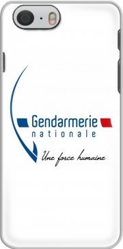 skal Gendarmerie Une forme humaine for Iphone 6 4.7