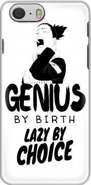 skal Genius by birth Lazy by Choice Shikamaru tribute for Iphone 6 4.7