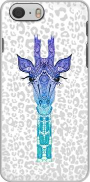 Giraffe Purple skal för Iphone 6 4.7