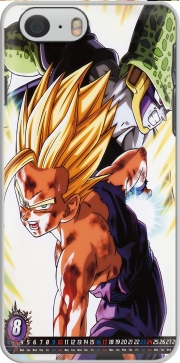 skal Gohan versus Cell for Iphone 6 4.7