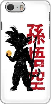 skal Goku silouette for Iphone 6 4.7