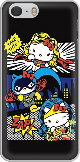 skal Hello Kitty X Heroes för Iphone 6 4.7