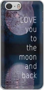 I love you to the moon and back skal för Iphone 6 4.7