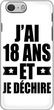 skal Jai 18 ans et je dechire for Iphone 6 4.7