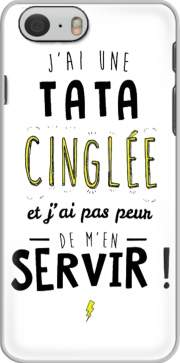 skal Jai une tata cinglee et jai pas peur de men servir for Iphone 6 4.7