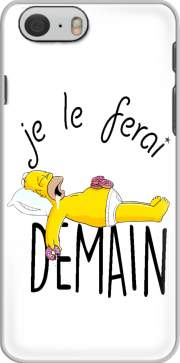 skal Je le ferai demain Homer Donuts for Iphone 6 4.7