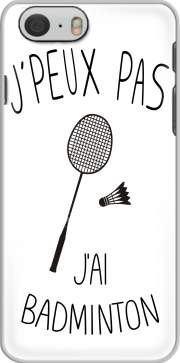 skal Je peux pas jai badminton for Iphone 6 4.7