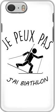skal Je peux pas jai biathlon for Iphone 6 4.7