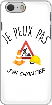 skal Je peux pas j'ai chantier for Iphone 6 4.7