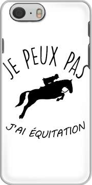 skal Je peux pas jai equitation for Iphone 6 4.7
