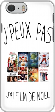 skal Je peux pas jai film de noel for Iphone 6 4.7