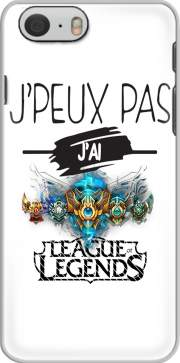 skal Je peux pas jai league of legends for Iphone 6 4.7