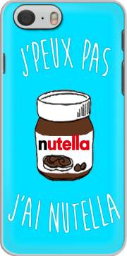 skal Je peux pas jai nutella for Iphone 6 4.7