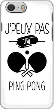 skal Je peux pas jai ping pong for Iphone 6 4.7