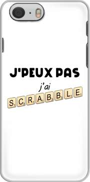 skal Je peux pas jai scrabble for Iphone 6 4.7