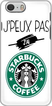 skal Je peux pas jai starbucks coffee for Iphone 6 4.7