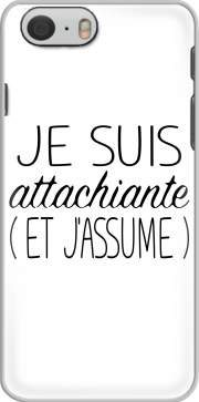 skal Je suis attachiante et jassume for Iphone 6 4.7