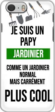 skal Je suis un papy jardinier comme un papy normal mais plus cool for Iphone 6 4.7