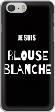 skal Je suis une blouse blanche for Iphone 6 4.7