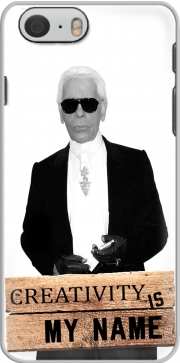 skal Karl Lagerfeld Creativity is my name for Iphone 6 4.7