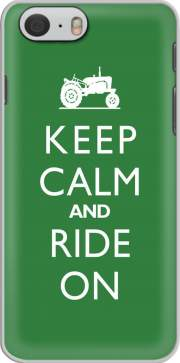 skal Keep Calm And ride on Tractor for Iphone 6 4.7